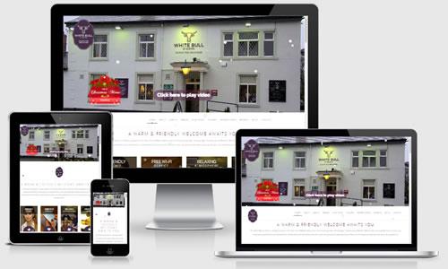 website designers preston
