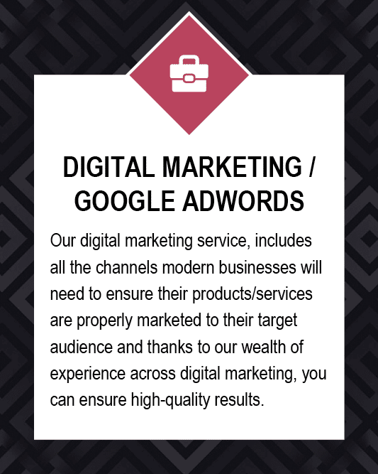Digital Marketing /Google Adwords Liverpool
