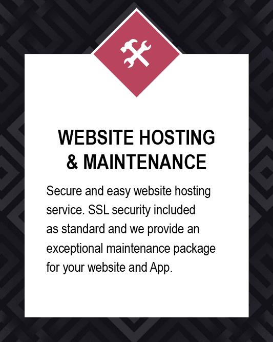Website Hosting Maintenance Manchester