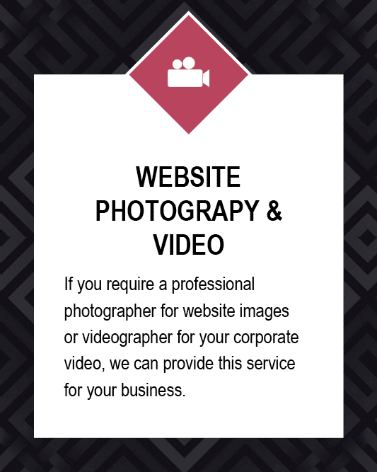 Website Photography Video Manchester